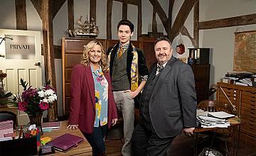 Шекспир и Хатауей: Частни детективи | Shakespeare & Hathaway: Private Investigators, сезон 3