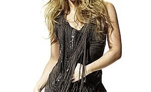 """Шакира (Shakira) с изпълнение на """"Waka Waka"""" на церемонията по закриването на световното първенство"""