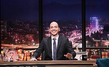 """41% гледаха премиерата на """"Шоуто на Николаос Цитиридис"""""""