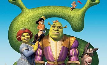 Шрек Трети / Shrek the Third (2007)