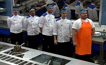 Реки от сълзи в Hell's Kitchen България