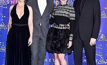 """Скарлет Йохансон в център на вниманието на премиерата на """"Дух в броня"""" в Париж"""