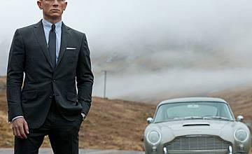 Първи кадри от новия филм за Джеймс Бонд 007 КООРДИНАТИ: СКАЙФОЛ