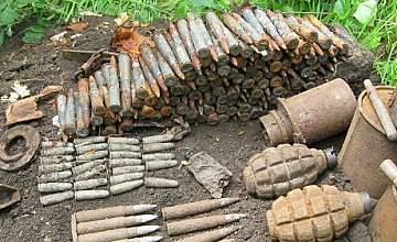 Как безопасно се разглобява танков снаряд?