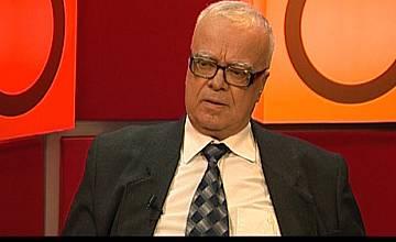 """Професор Юлиян Вучков в """"Горещо"""", събота, 3 март 2012г., 22:00 часа"""