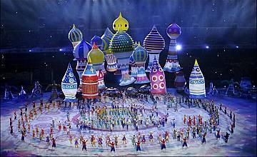 Почти 700 000 зрители гледаха откриването на Зимната олимпиада по БНТ