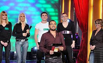 """Владимир Ампов-Графа ще е специален гост в """"Шоуто на Азис"""" - 5 януари, вторник"""