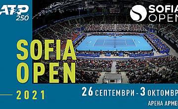 Престижният тенис турнир Sofia Open отново в каналите на Нова Броудкастинг Груп