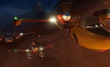 """Дъсти Кропхопър се завръща като огнеборец в """"Самолети: Спасителен отряд"""""""