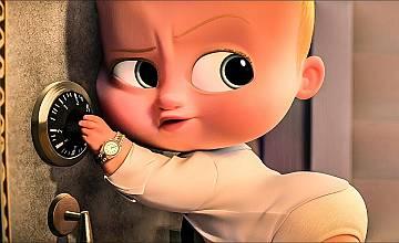 Бебе Бос | The Boss Baby (2017)