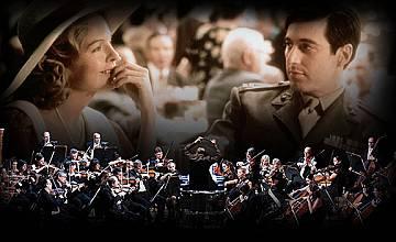 """""""Кръстникът"""" се завръща на голям екран под звуците на симфоничен оркестър"""