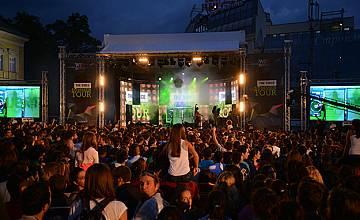 Виж любимите си изпълнители на сцената на The Voice of Summer Tour 2014
