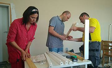 """Тити Папазов се включва в ремонта на класни стаи в """"Бригада Нов Дом"""""""