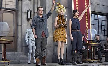 Игрите на глада: Възпламеняване | The Hunger Games: Catching Fire (2013)