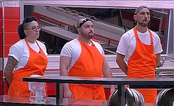 Трима в дуел на номинираните тази вечер в Hell's Kitchen