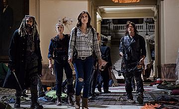 """""""Живите мъртви"""" се завръща с втора част на девети сезон на 11 февруари 2019"""