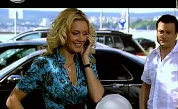 Мария Игнатова  и Димитър Рачков герои в клип на Ивана