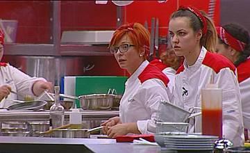 Шеф Ангелов поставя на изпитание комуникацията между участниците в Hell's Kitchen България