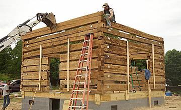 """""""Треска за дървени къщи"""" по Viasat Explore"""