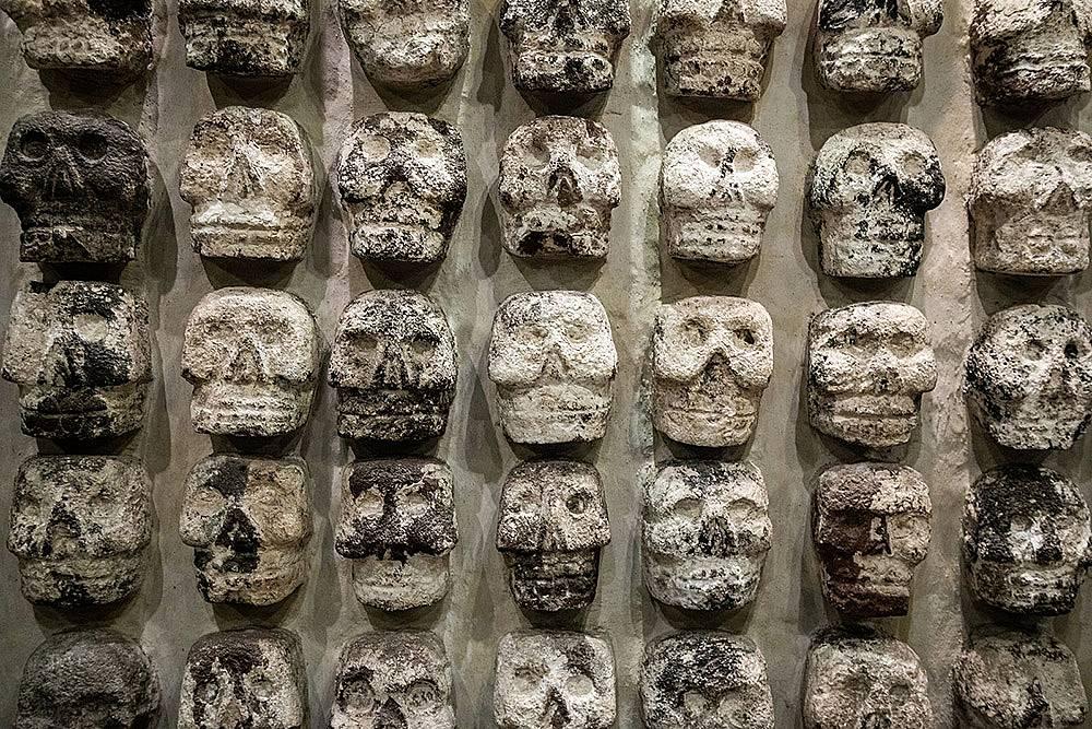 Изгубените пирамиди на ацтеките