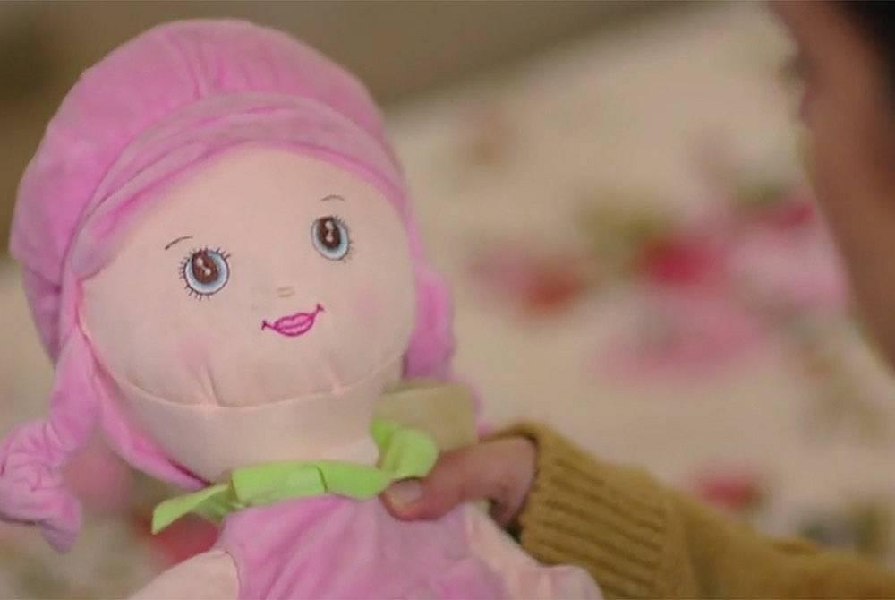 Куклата на Гюл, в която Зехра скри писмото