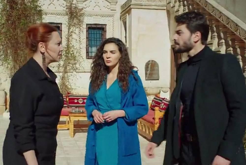 Султан, Реян и Миран