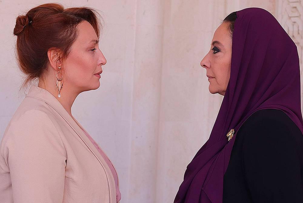 Султан и Азизе