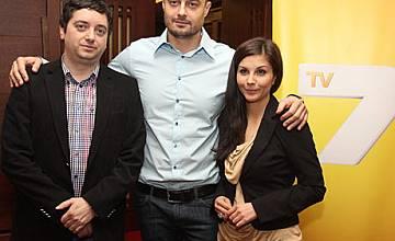 """Култовото шоу """"Сблъсък"""" се завръща в ефира на TV7 през февруари 2013"""
