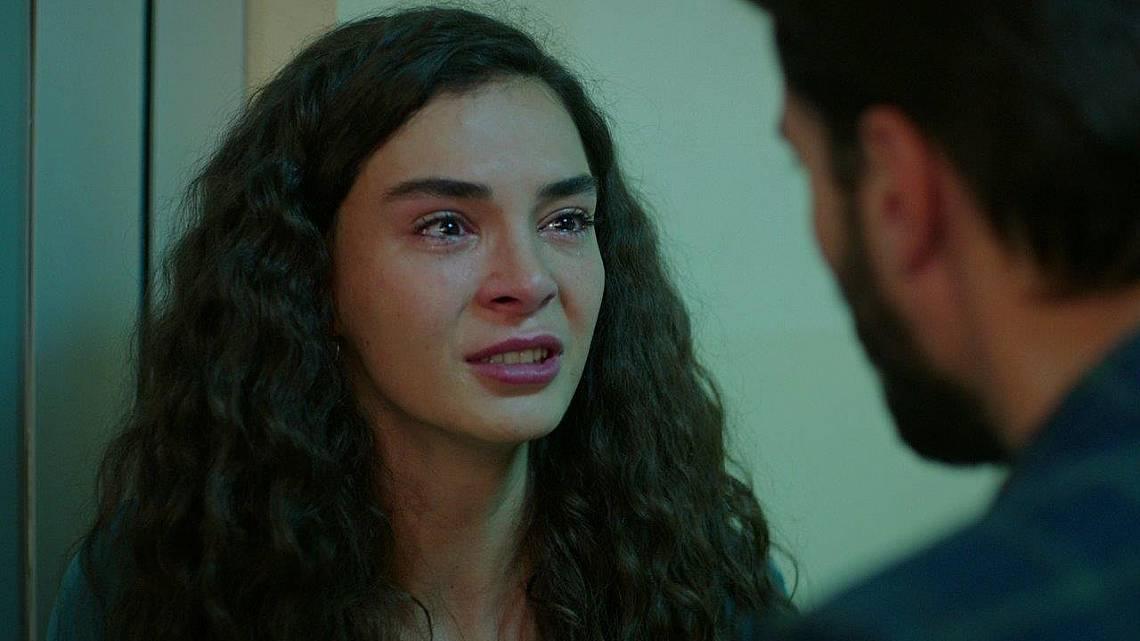 Аз ти повярвах, Миран, той не ти повярва, но аз го заставих да повярва в нашата любов... Аз не можах да защитя баща си от теб!