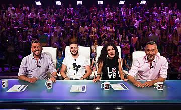 Плеяда от музикални звезди открива първия лайв концерт на X Factor