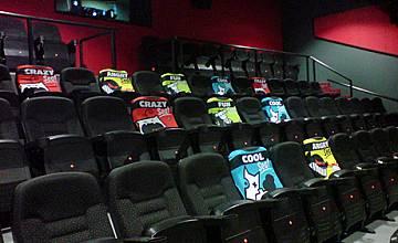 Обличат киносалони в емоции