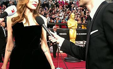 Нова телевизия с ексклузивни репортажи от червения килим на наградите Оскар