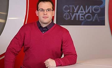 """Валентин Михов гост в """"Студио футбол"""" този петък"""