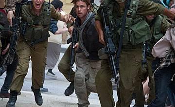 """""""Z-та световна война"""" стана най-касовата премиера в кариерата на Брад Пит"""