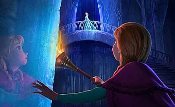 """Свеж, снежен полъх през юни с първия трейлър на анимационната комедия """"Замръзналото кралство"""""""