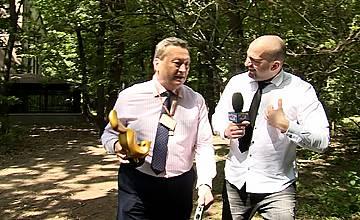 Таско Ерменков със Златен скункс