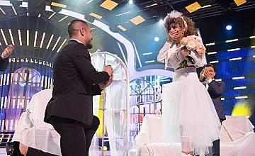 """Златка Райкова каза """"Да"""" на предложение за брак в """"Като две капки вода"""""""
